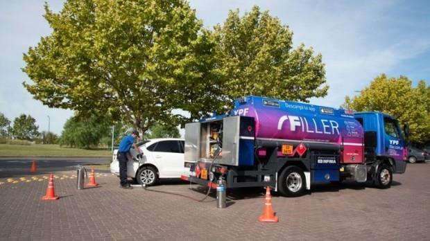 camion delivery nafta