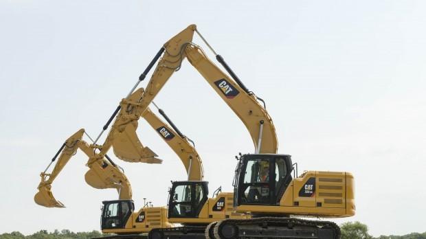 Excavadoras Finning Cat