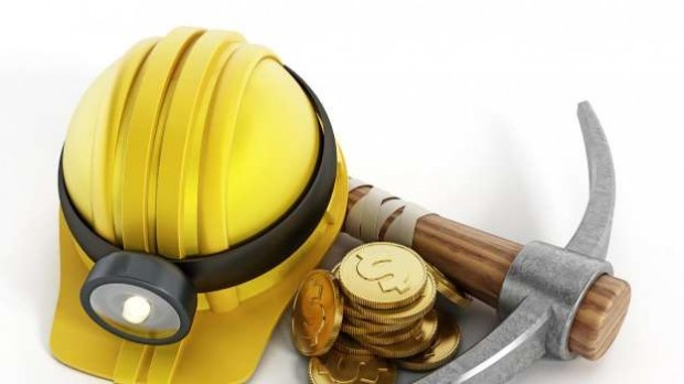 mineria casco
