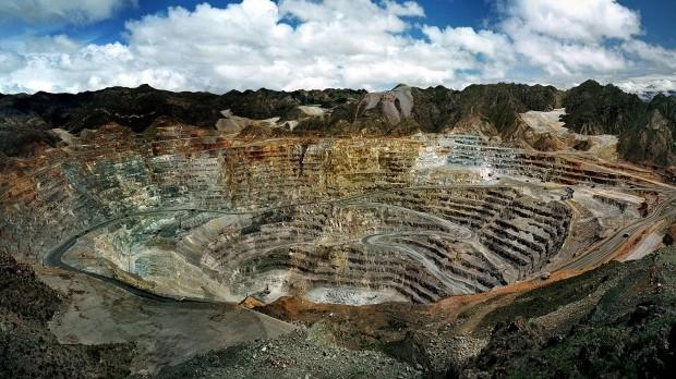 Open Pit Mine, Alumbrera, José Raimundo García, Tucumán