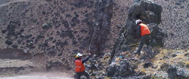 Trabajo Minero, Cerro Negro por Fernanda Beretta
