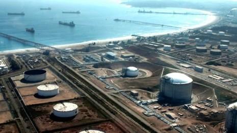 GNL QUINTERO: GAS DE ARGENTINA A CHILE