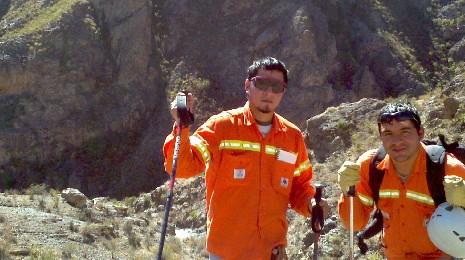 Trabajo Minero, Alumbrera por Enzo_Yampa
